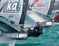 Scott Babbage & AMAC-2015 MOTH WORLDS - Day 6
