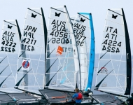 KA / Mach 2- 2015 MOTH WORLDS - Day 6