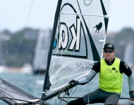 Peter Burling - Winner - 2015 MOTH WORLDS - Day 6
