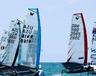 Start-2015 MOTH WORLDS - Day 2
